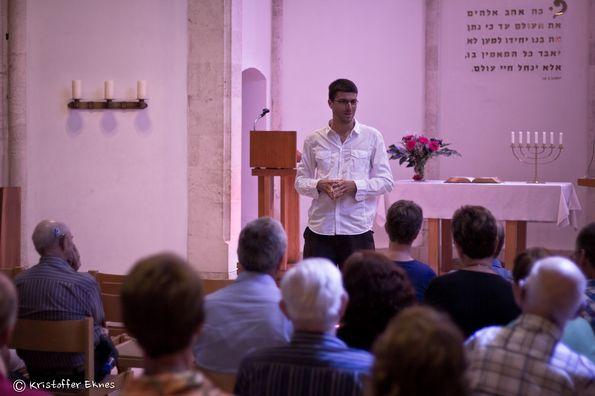 Foto: Den Norske Israelsmisjon